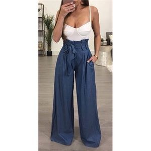 Flow With Me Pants - Blue